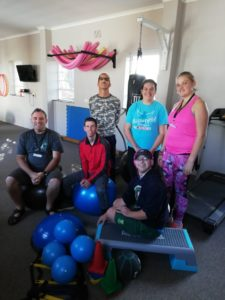 Horizon House Gym and exercise group