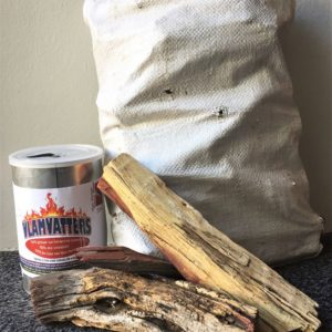 Wood and Firelighters
